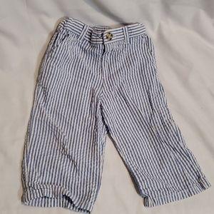 ♦️3\$15♦️ Hartstrings 57420 pinstripe pants #509